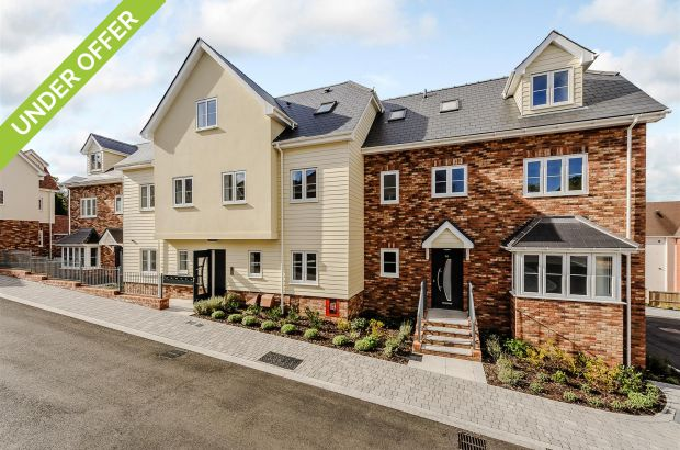 Woodlands Development, Catherine Road, Benfleet.