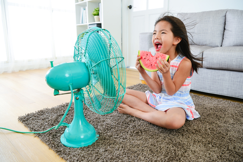 Tips for keeping your home cool