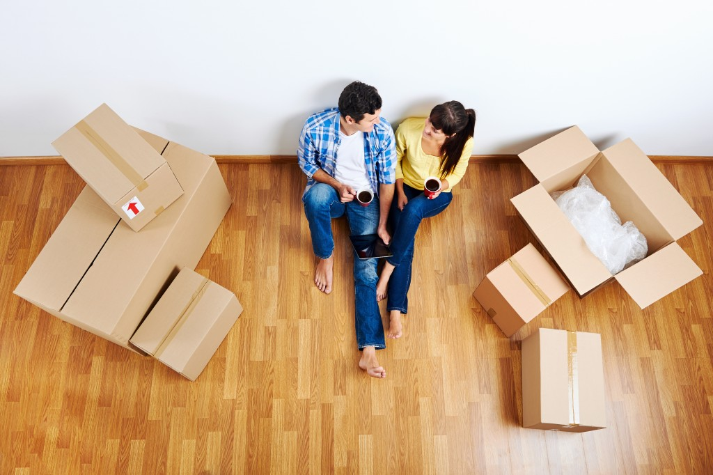 The complete moving home guide