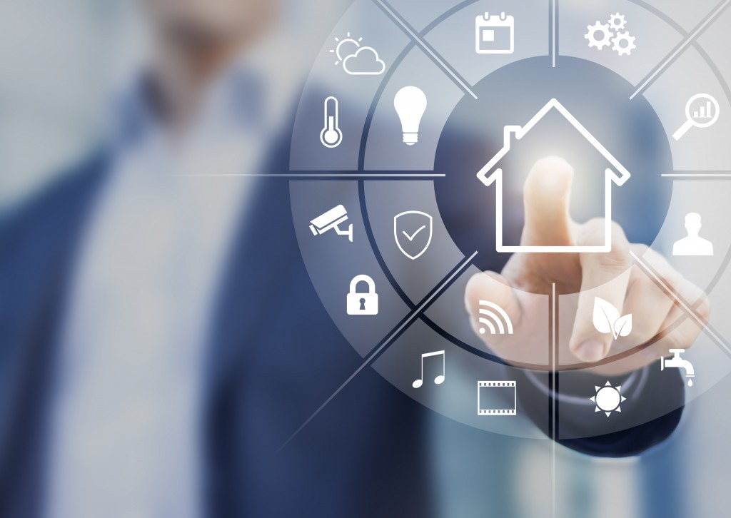 A smart home – technology for your house